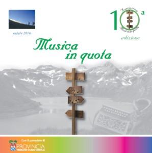 musica in quota
